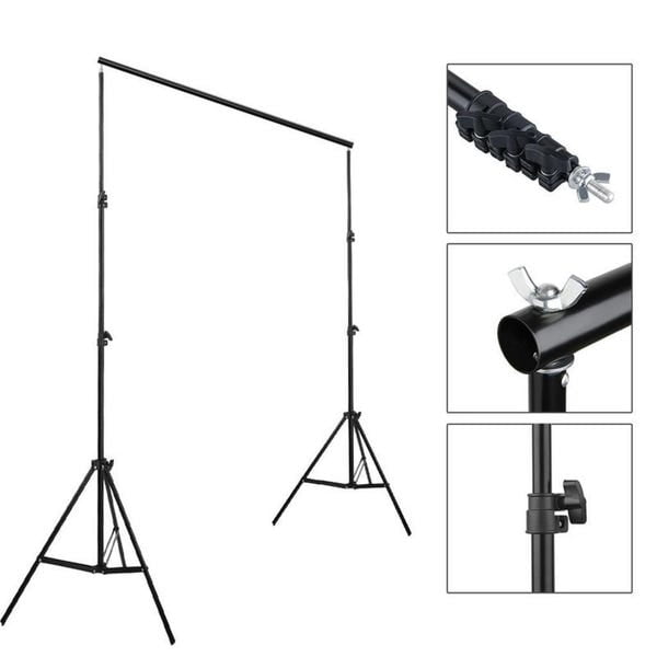 lighstand backdrop for photography