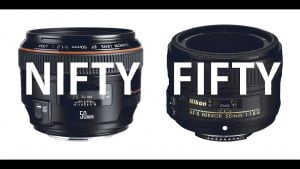 lens the Nifty Fifty