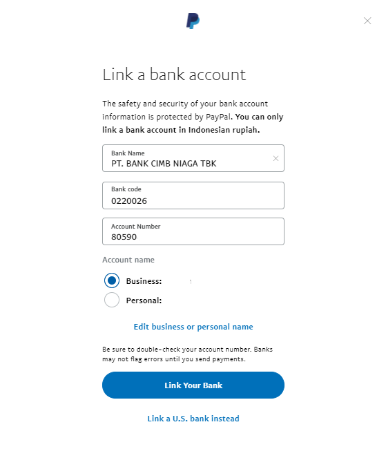 Cara Withdraw Paypal